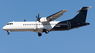ZK-MCA - ATR 72-212A(500) - Air New Zealand Link (Mount Cook Airline)