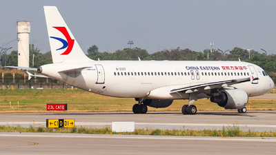 A picture of B2337 - Airbus A320214 - China Eastern Airlines - © AGUIJUN-Lei