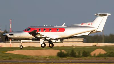 A picture of OYVLT - Pilatus PC12/47E - Air Alsie - © Teemu Pesonen