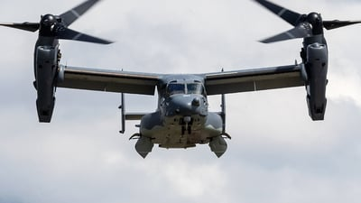 12-0063 - Boeing CV-22B Osprey - United States - US Air Force (USAF)