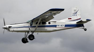 PK-RCY - Pilatus PC-6/B2-H4 Turbo Porter - Associated Mission Aviation - AMA