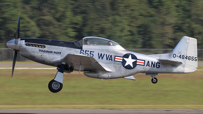 N551CF - North American P-51D Mustang - Private