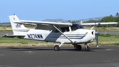 N274MM - Cessna 172S Skyhawk SP - Private
