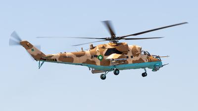786-802 - Mil Mi-35M Hind - Pakistan - Army Aviation