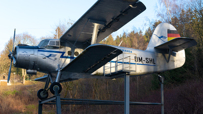 DM-SHL - PZL-Mielec An-2 - Private