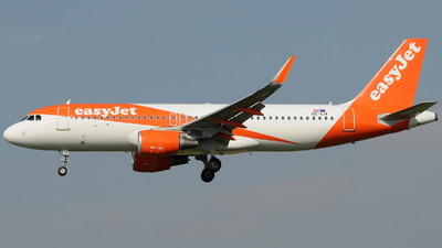 OE-IJV - Airbus A320-214 - easyJet Europe