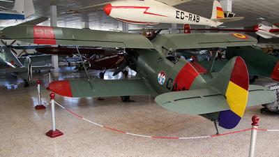 A.4-103 - Polikarpov I-15 - Spain - Air Force