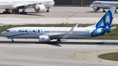 A picture of TCAEP - Boeing 73782R - [40724] - © Furkan Borakazi