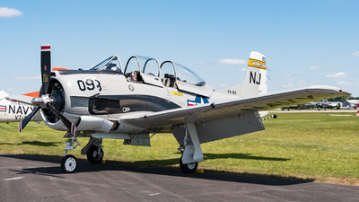 A picture of CFRWG - North American T28C Trojan - [146240] - © Andrew Lesty