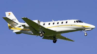 EC-MSS - Cessna 560XL Citation Excel - Gestair Private Jets