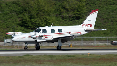 A picture of N38TW - Piper PA31T1 Cheyenne I - [31T8104008] - © Nick Michaud