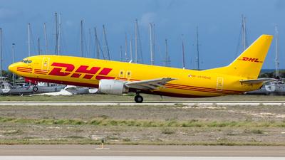 HP-3110DAE - Boeing 737-4Q3(SF) - DHL Aero Expresso