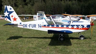 OK-FUR14 - Evektor EV-97 Eurostar - Private