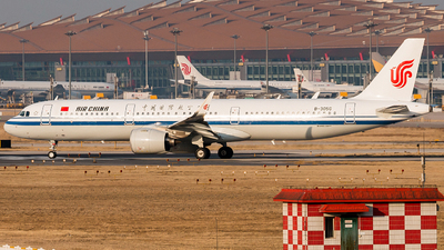 B-305G - Airbus A321-271N - Air China