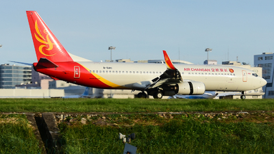 B-5180 - Boeing 737-8FH - Air Changan