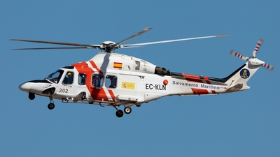 A picture of ECKLN - AgustaWestland AW139 - Babcock MCS Espana - © Oliver Hendrich