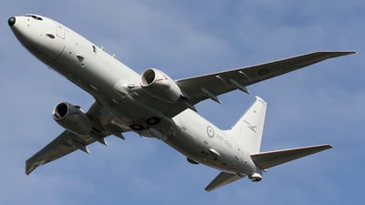 A47-003 - Boeing P-8A Poseidon - Australia - Royal Australian Air Force (RAAF)