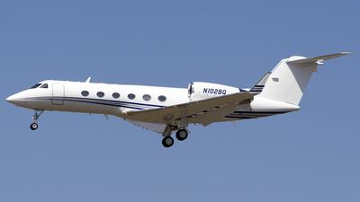 N102BQ - Gulfstream G-IV(SP) - Private