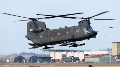 A picture of MM81789 - AgustaWestland ICH47F Chinook -  - © Varani Ennio