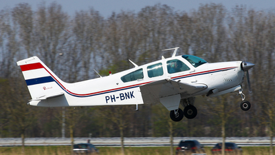 PH-BNK - Beechcraft F33C Bonanza - Private