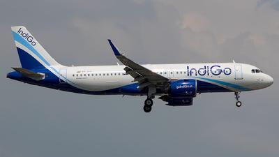 A picture of VTIVA - Airbus A320271N - IndiGo - © Aashay Bapaye