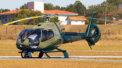 PR-HVB - Eurocopter EC 130B4 - Brazil - Instituto Brasileiro do Meio Ambiente (IBAMA)
