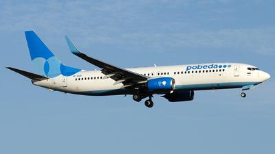 VP-BGR - Boeing 737-8LJ - Pobeda