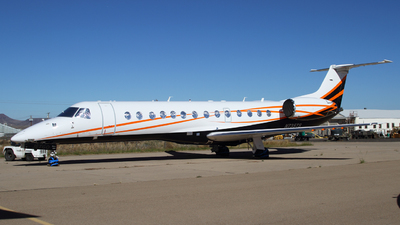 N735TS - Embraer ERJ-135LR - Private