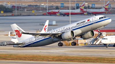 B-8891 - Airbus A320-271N - Air China