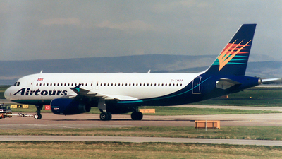 G-TMDP - Airbus A320-231 - Airtours International Airways