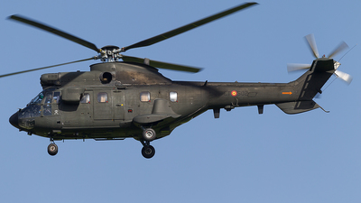 HU.21-08 - Aérospatiale AS 332B Super Puma - Spain - Army