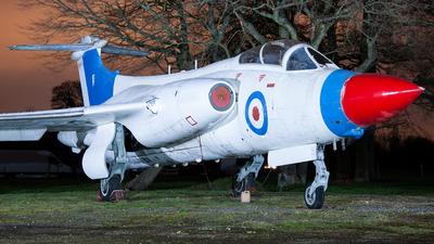 XN923 - Blackburn Buccaneer S.1 - United Kingdom - Royal Air Force (RAF)