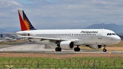 RP-C8615 - Airbus A320-214 - Philippine Airlines