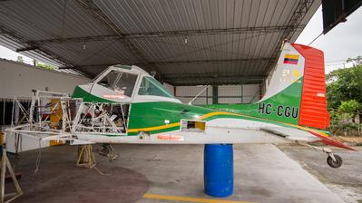 HC-CGU - Cessna T188C Ag Husky - Afagres