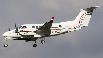 PP-BLK - Beechcraft B200GT Super King Air - Private