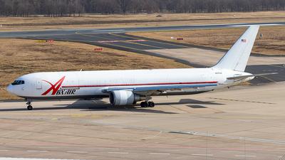 A picture of N317CM - Boeing 767338(ER)(BDSF) - ABX Air - © Markus Altmann
