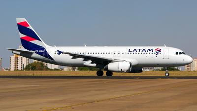 PR-MBG - Airbus A320-232 - LATAM Airlines
