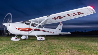 HB-CIA - Reims-Cessna F172P Skyhawk II - Motorfluggruppe Langenthal