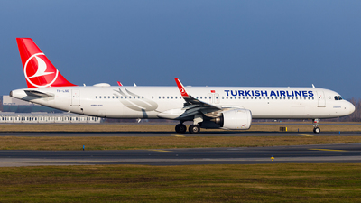A picture of TCLSD - Airbus A321271NX - Turkish Airlines - © Simi