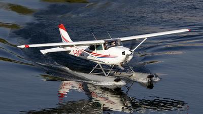 I-GABU - Cessna 172N Skyhawk II - Aero Club - Como