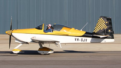 VH-SJV - Vans RV-6A - Private