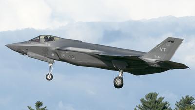 18-5344 - Lockheed Martin F-35A Lightning II - United States - US Air Force (USAF)