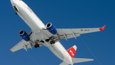 A picture of VPBYX - Boeing 7378Q8 - [41808] - © OSDU