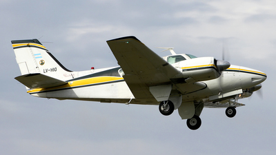 LV-HIO - Beechcraft 58 Baron - Private