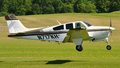 A picture of N717KH - Beech F33A Bonanza - [CE1308] - © DJ Reed - OPShots Photo Team