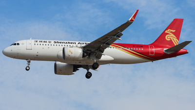 B-302M - Airbus A320-271N - Shenzhen Airlines