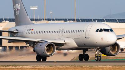 D-ASSK - Airbus A319-111 - SundAir