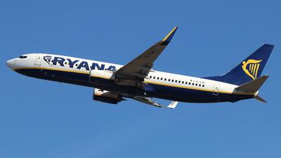 EI-EVA - Boeing 737-8AS - Ryanair