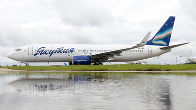 VQ-BMP - Boeing 737-86N - Yakutia Airlines