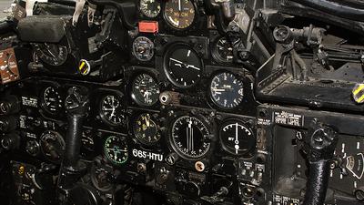 A79-665 - De Haviland Australia Vampire T.35 - Historical Aircraft Restoration Society (HARS)